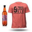 Beer and T-shirt MALEŠOV PaKa