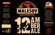 Amber Ale (5,0 l SOUDEK)