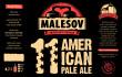 American Pale Ale 11° (0,5l)