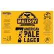American Pale Lager 7° (1l PET)