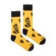 Veselé ponožky Hipstachmel