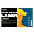 American Pale Lager (1,0 l PET)