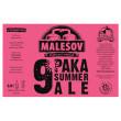 PaKa Summer Ale 9° (1l PET)