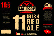 Irish Red Ale 11° (0,33 l)