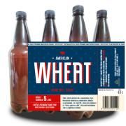 Purkmistr American Wheat (1l PET)