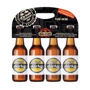 Degustační pivní sada s vlastní etiketou