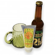 Women's beer gift set