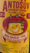 BIG SMILE IPA 17° (1l PET)