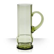 Čahoun, pivní půllitr zelený