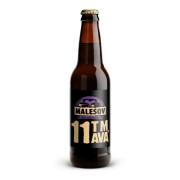 Ležák tmavý 11° (Přátelský pivovar Malešov, 0,33 l)
