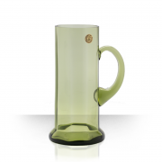 Tall, Beer Glass 0.5 L green