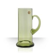 Pivní půllitr zelený
