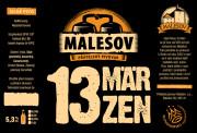Märzen 13° (Friendly Brewery Malešov, 0,75 l)