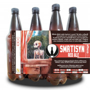 Smrtisyn Red Ale 12° (1l PET)