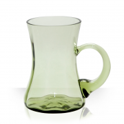 Green Bow tie, Beer glass 0.5 L