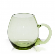 Chubby, Green Beer Glass 1l