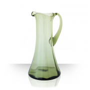Beer pitcher - green for 3 beers