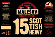Scottish Heavy Ale 15° (0,75 l)