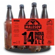 India Pale Ale 14° (1,0 l PET)