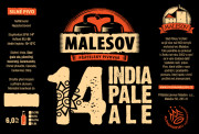 IPA (Friendly Brewery Malešov, 0,75 l)