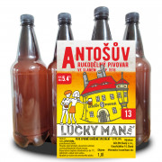 LUCKY MAN IPL 13° (1,0 l PET)