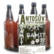 SAMIT 2020 NESIPA 11° (1,0 l PET)