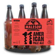 American Pale Ale 11° (1,0 l PET)