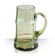 Trautenberk - Green Beer Glass 1l