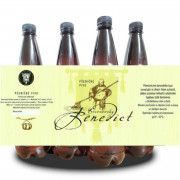 Pšeničné pivo 11° (1,0 l PET)