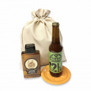 Gift set (textile bag)