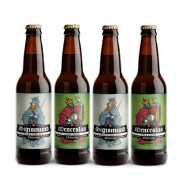 KINGDOM COME: DELIVERANCE – Collector's Beer Set