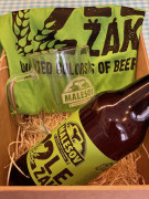 Pivní dárkový set - MALEŠOV Ležák