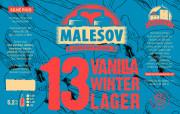 13° Vanilla Winter Lager (0,75 l)