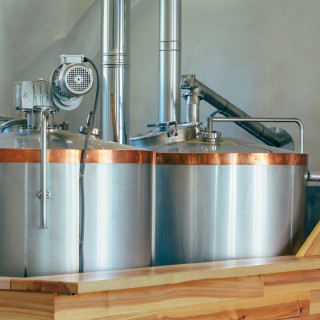"""""""Cooking"""" in the microbrewery (5 persons)"""