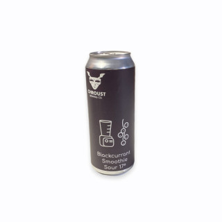 Blackcurrant Smoothie Sour 17° (Can 0,5L)