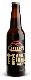 American Pale Ale 11° (0,33 l)
