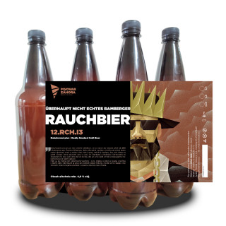 Bamberger Rauchbier (1,0 l PET)
