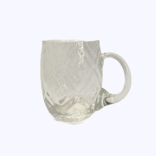 Keg, Beer Glass 0,5 l (diamonds)