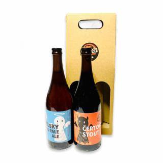 Mikulášská pivní sada - limitovaná edice