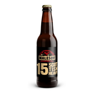 Scottish Heavy Ale 15° (0,33 l)