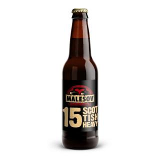 Scottish Heavy Ale 15° (0,33 l)