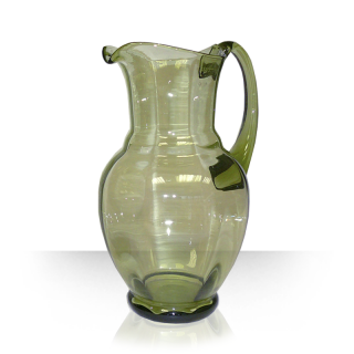 Beer pitcher - green - 4 beers