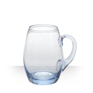 Vodnář, pivní půllitr modrý