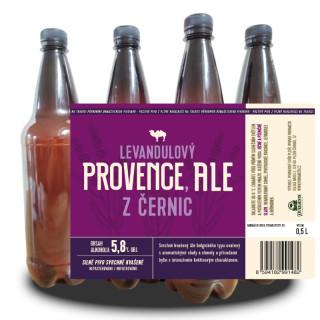 Levandulový Provence Ale 12° (1l PET)