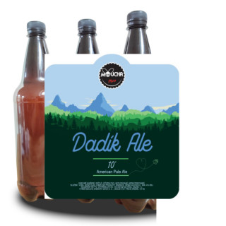 Dadík Ale (1,0 l PET)