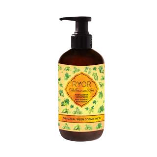 Pivní šampón s keratinem