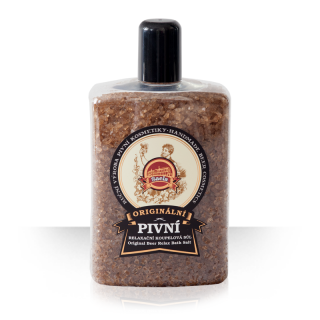 Relaxing beer bath salt 600gr