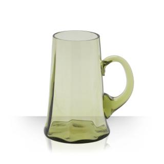 Kuželka, pivní třetinka zelená