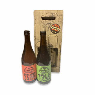 Malešov - Gift Beer Set 0,7L