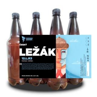 Český LEŽÁK (1,0 l PET)